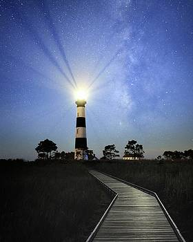 Guiding Light by Jeff Burcher