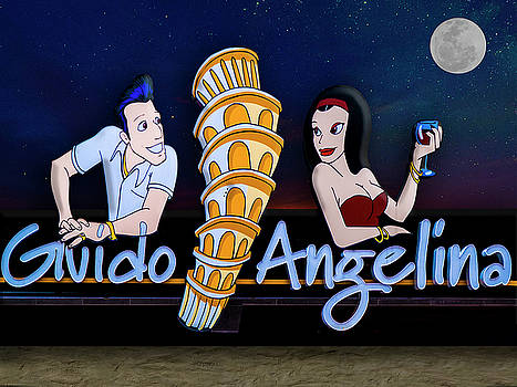 Guido and Angelina by Paul Wear
