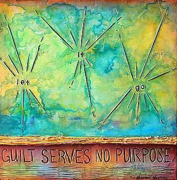 Guilt Serves No Purpose by Heather Haymart