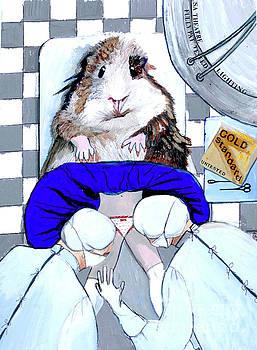 Guinea Pig by Michelle Deyna-Hayward