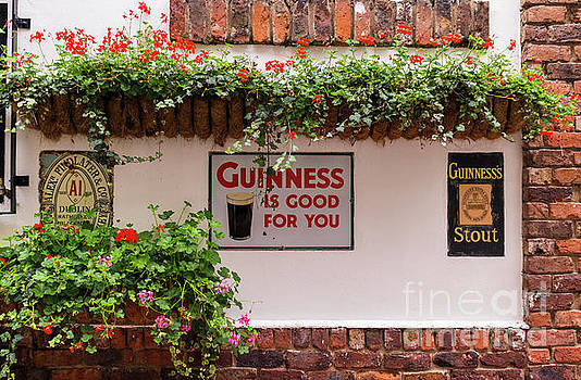 Guinness is Good for You by Jim Orr