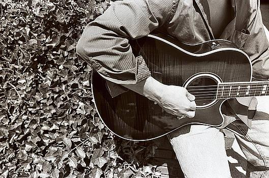 Guitar 1  by Linnea Tober