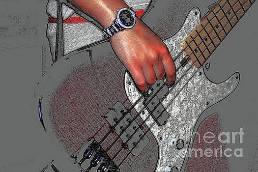 Guitar 2 by Alan Harman