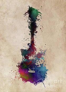 Justyna Jaszke JBJart - Guitar 2 art