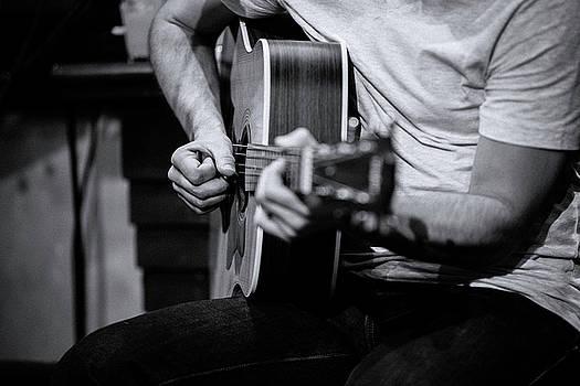 Guitar 2016 by Kelly E Schultz