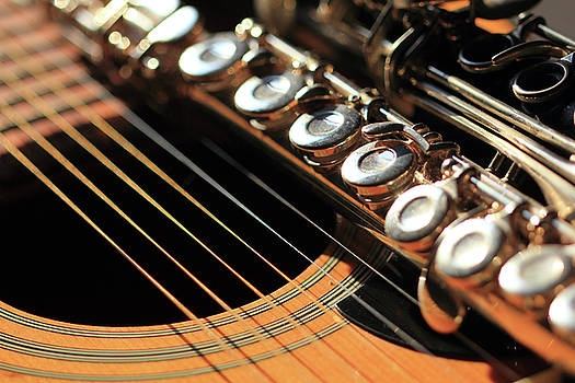 Angela Murdock - Guitar, Flute and Clarinet