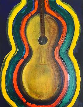 Guitar by John Latterner