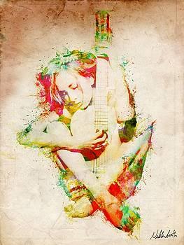 Nikki Smith - Guitar Lovers Embrace
