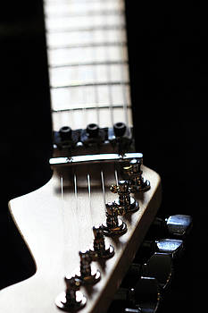 Angela Murdock - Guitar Neck