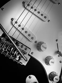 Guitar by S J Bryant