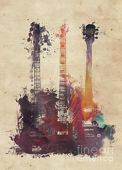 Justyna Jaszke JBJart - guitars