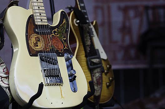 Guitars by Kelly E Schultz