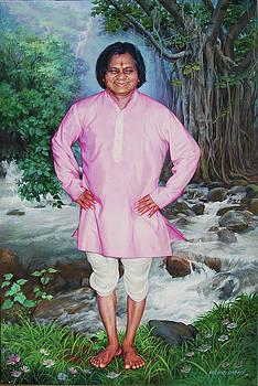 Gulab Baba by Milind Shimpi
