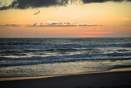 Judy Hall-Folde - Gulf Coast Sunrise