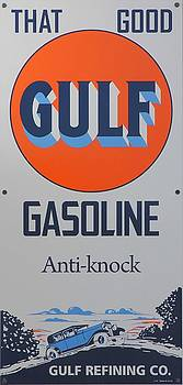 Gulf Gasoline by Joseph C Hinson Photography