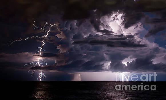 Gulf Skies by Quinn Sedam