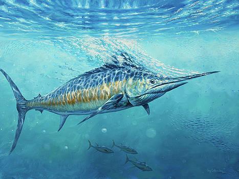 Gulf Stream by Guy Crittenden