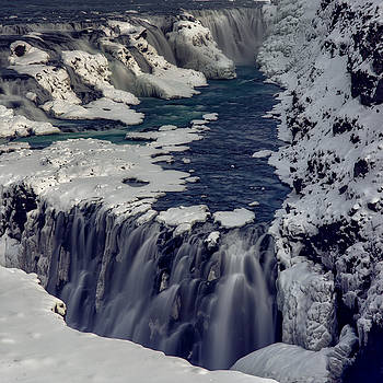 Gulfoss Square by Mike Berenson