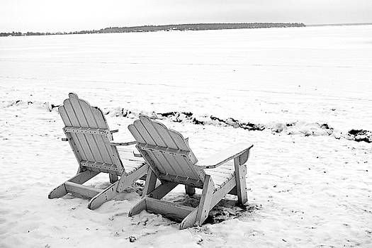 Robert Meyers-Lussier - Gull Lake Winter Study 5