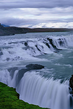 Gullfoss by David Zhao