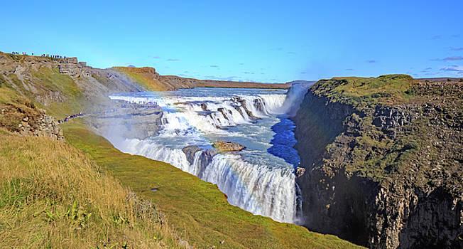 Allan Levin - Gullfoss Falls