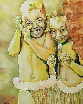 Gumbo by Kristin Guttridge