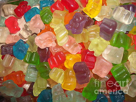Gummi Bears by Iris Newman
