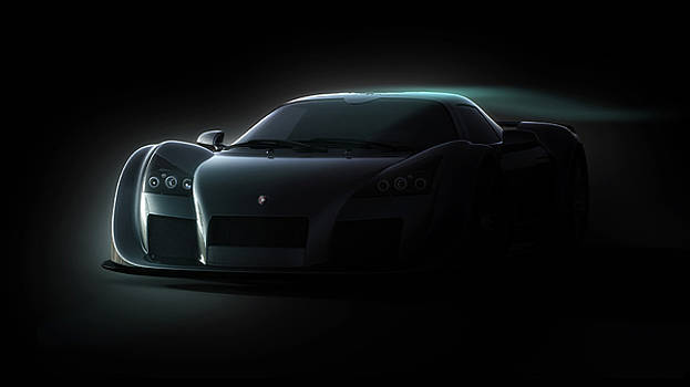 Gumpert Apollo by Dorothy Binder
