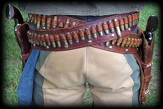 Cindy New - Gunbelts and Pistols