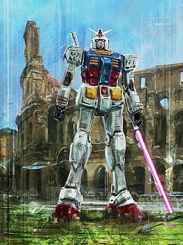 Andrea Gatti - Gundam Colosseo