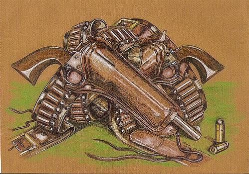 Gunfighter s legacy by Ricardo Reis