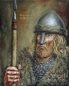 Gunnar Hamundarson by Arturas Slapsys