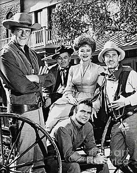 Gunsmoke Television Cast by Pd