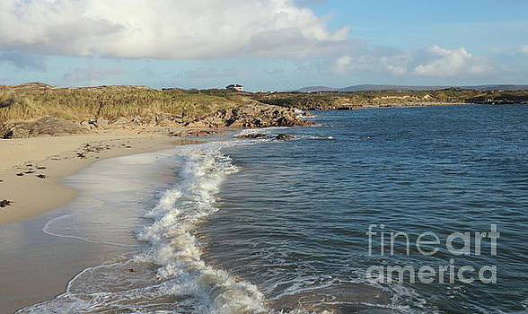 Gurteen beach 2 by Peter Skelton