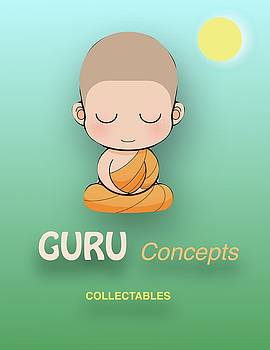 GURU Concepts logo by Jack Eadon