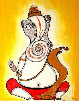 Guru Ganesh by Shachi Srivastava