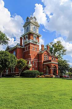 Gwinnett County Historic Courthouse by Doug Camara