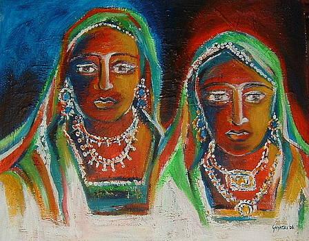 Gypsies by Gayatri Manchanda