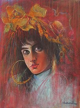 Gypsy 1 by Ahmad Subaih