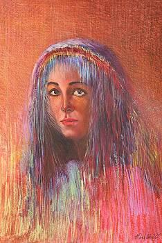 Gypsy 3 by Ahmad Subaih