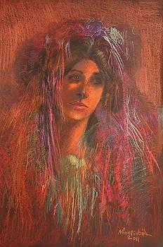 Gypsy 4 by Ahmad Subaih