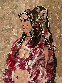 Gypsy Dancer by Deborah Stanley