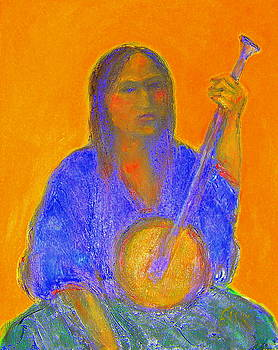 Gypsy Girl 11 by Johanna Elik