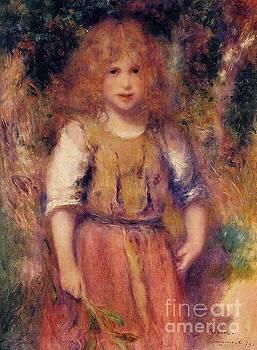 Renoir - Gypsy Girl