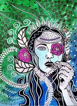 Gypsy Mary by Amy Sorrell