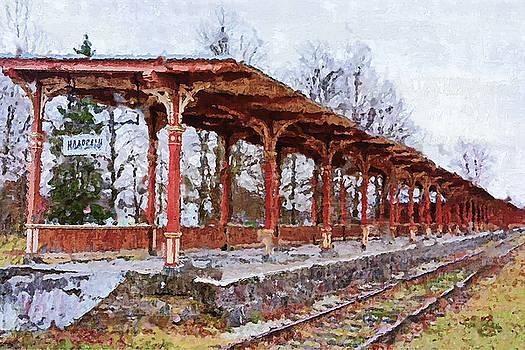 Haapsalu Railway Station by Pekka Liukkonen
