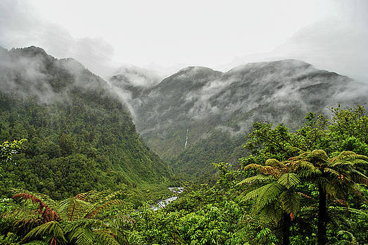 Haast Pass Weather by Megan Martens