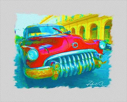 Habana Car by John OBrien