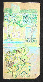 Habitat at Mile Square Park by Radical Reconstruction Fine Art Featuring Nancy Wood