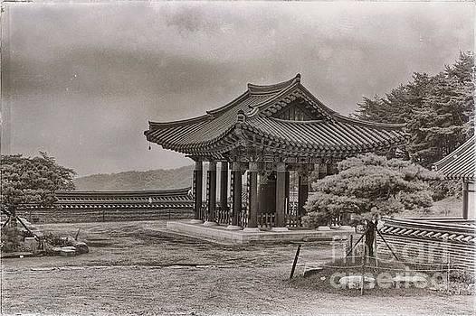 Haeinsa Temple, II by Jason Fortenbacher